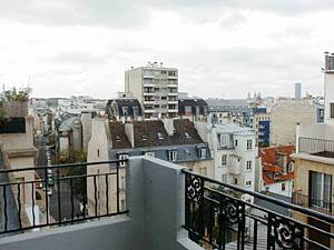 Paris - Studio apartment - Apartment reference PA-1765