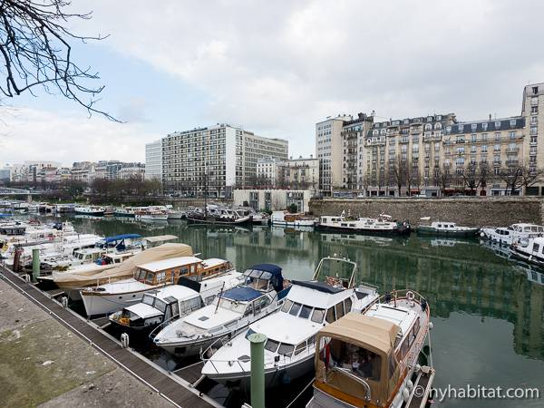 Paris T3 logement location appartement - autre (PA-1770) photo 11 sur 12