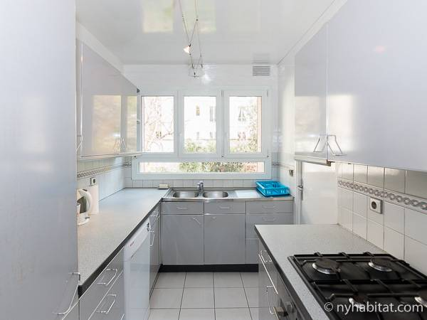 Paris T3 logement location appartement - cuisine (PA-1770) photo 1 sur 7