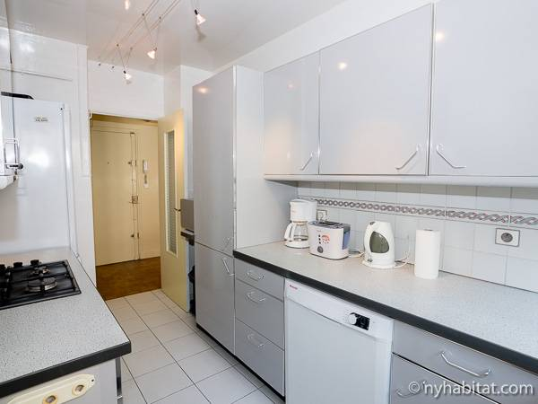 Paris T3 logement location appartement - cuisine (PA-1770) photo 6 sur 7