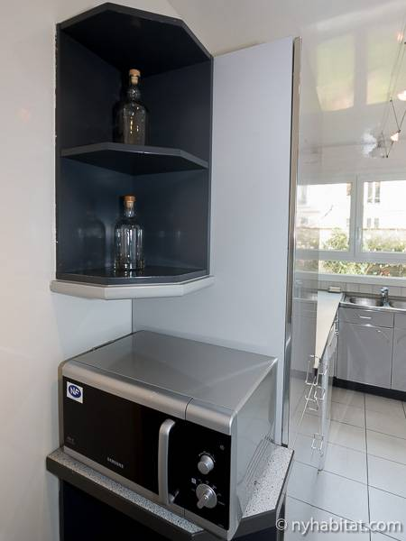 Paris T3 logement location appartement - cuisine (PA-1770) photo 3 sur 7