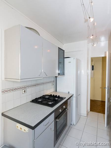 Paris T3 logement location appartement - cuisine (PA-1770) photo 5 sur 7