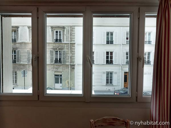 Paris T3 logement location appartement - chambre 2 (PA-1770) photo 3 sur 4