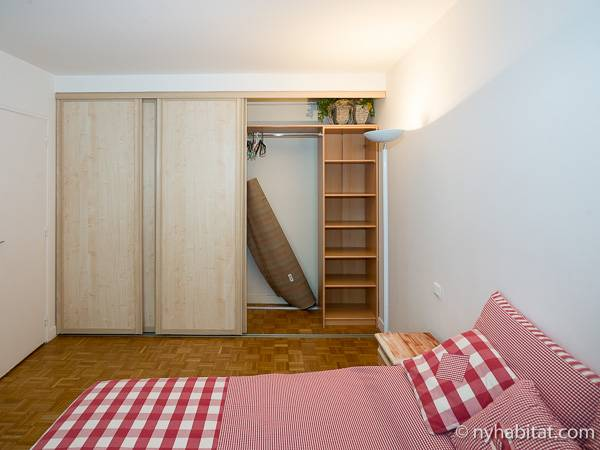 Paris T3 logement location appartement - chambre 2 (PA-1770) photo 4 sur 4