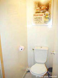 Paris Studio accommodation - bathroom 2 (PA-1816) photo 1 of 1