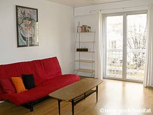 Paris Studio accommodation - Apartment reference PA-1816