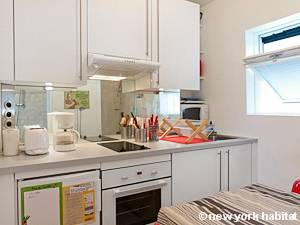 Paris Studio apartment - kitchen (PA-1891) photo 2 of 3
