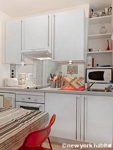 Paris Studio apartment - kitchen (PA-1891) photo 1 of 3
