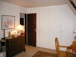 Paris T2 appartement location vacances - chambre (PA-1899) photo 5 sur 6
