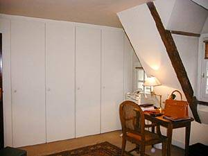Paris T2 appartement location vacances - chambre (PA-1899) photo 6 sur 6