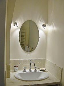 Paris Studio T1 appartement location vacances - salle de bain (PA-1924) photo 1 sur 4