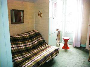 Paris Studio accommodation - Apartment reference PA-1956