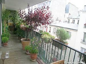 Casa vacanza a parigi 2 camere da letto montmartre pa 2001 - Casa vacanza a parigi ...