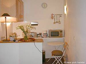 Paris - Studio accommodation - Apartment reference PA-2014
