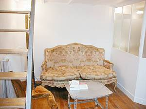 Paris Studio - Duplex apartment - living room (PA-2082) photo 2 of 6