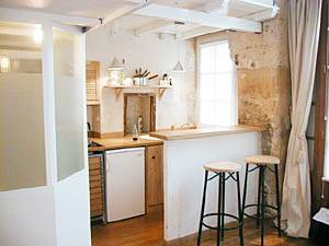 Paris Studio - Duplex apartment - kitchen (PA-2082) photo 2 of 5