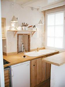 Paris Studio - Duplex apartment - kitchen (PA-2082) photo 4 of 5
