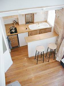 Paris Studio - Duplex apartment - kitchen (PA-2082) photo 5 of 5