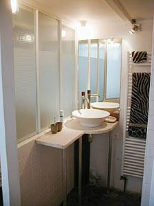 Paris Studio - Duplex apartment - bathroom (PA-2082) photo 1 of 3