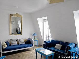 Paris 3 Bedroom apartment - living room (PA-2112) photo 1 of 2