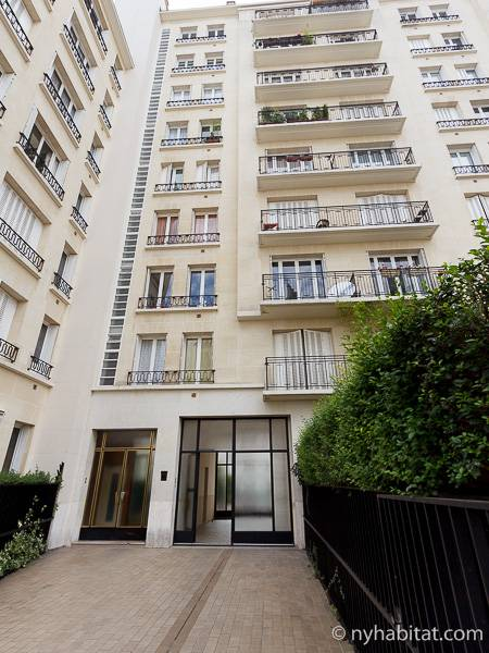 Paris Studio accommodation - other (PA-2135) photo 4 of 10