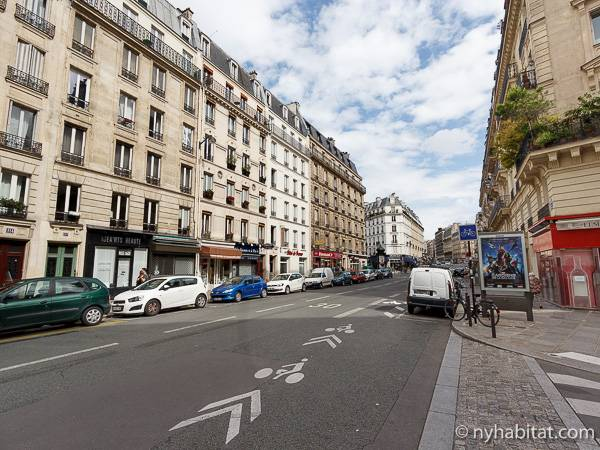 Paris Studio accommodation - other (PA-2135) photo 7 of 10
