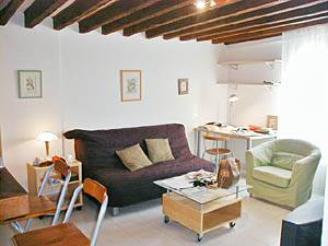 Paris Studio apartment - Apartment reference PA-2148