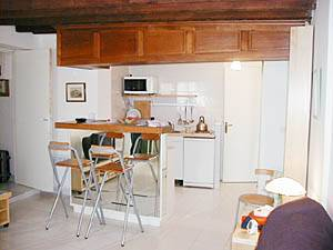 Paris Studio apartment - kitchen (PA-2148) photo 1 of 3
