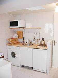 Paris Studio apartment - kitchen (PA-2148) photo 2 of 3