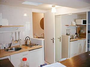 Paris Studio apartment - kitchen (PA-2148) photo 3 of 3