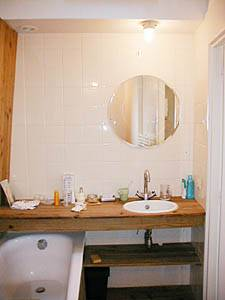 Paris Studio apartment - bathroom (PA-2148) photo 3 of 3