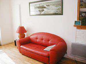 Paris 1 Bedroom apartment - living room (PA-2170) photo 1 of 5