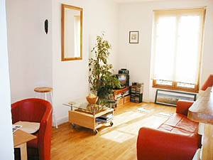 Paris 1 Bedroom apartment - living room (PA-2170) photo 2 of 5