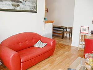 Paris 1 Bedroom apartment - living room (PA-2170) photo 4 of 5