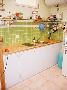 Paris 1 Bedroom apartment - kitchen (PA-2170) photo 1 of 3