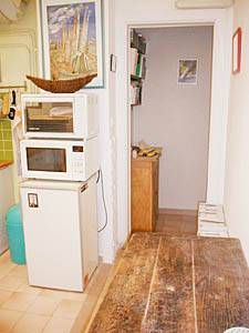 Paris 1 Bedroom apartment - kitchen (PA-2170) photo 2 of 3