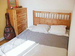 Paris 1 Bedroom apartment - bedroom (PA-2170) photo 1 of 2