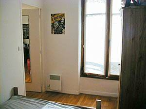 Paris 1 Bedroom apartment - bedroom (PA-2170) photo 2 of 2