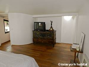Parigi 2 Camere da letto - Loft - Triplex appartamento - camera 1 (PA-2332) photo 3 di 5