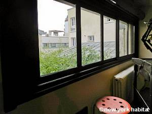 Parigi 2 Camere da letto - Loft - Triplex appartamento - camera 2 (PA-2332) photo 3 di 4