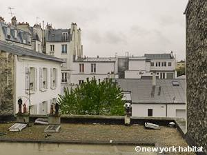Parigi 2 Camere da letto - Loft - Triplex appartamento - camera 2 (PA-2332) photo 4 di 4