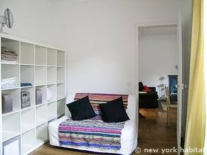 Paris T3 logement location appartement - chambre 2 (PA-2363) photo 1 sur 6