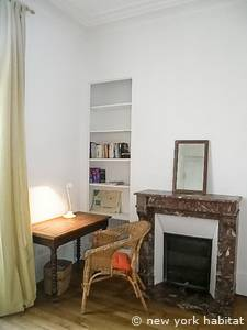 Paris T3 logement location appartement - chambre 2 (PA-2363) photo 3 sur 6