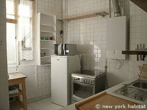 Paris T3 logement location appartement - cuisine (PA-2363) photo 1 sur 5