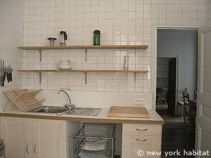 Paris T3 logement location appartement - cuisine (PA-2363) photo 3 sur 5