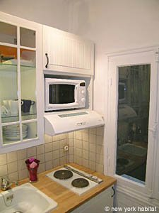 Paris 1 Bedroom accommodation - kitchen (PA-2410) photo 5 of 6