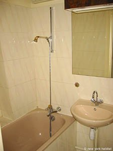 Paris 1 Bedroom accommodation - bathroom 1 (PA-2410) photo 1 of 1