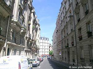 Paris T3 logement location appartement - autre (PA-2480) photo 5 sur 8