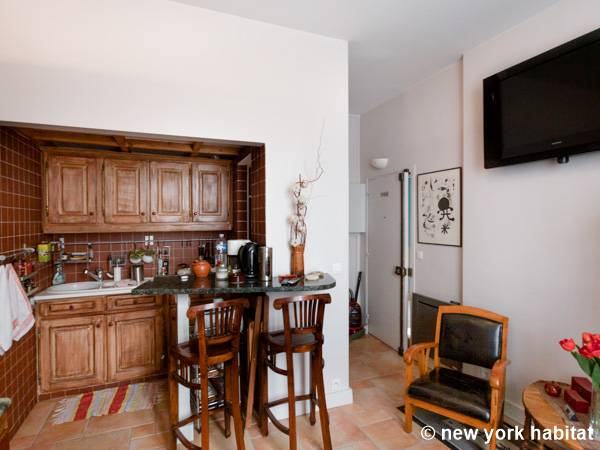 Paris - Alcove Studio accommodation - Apartment reference PA-2482