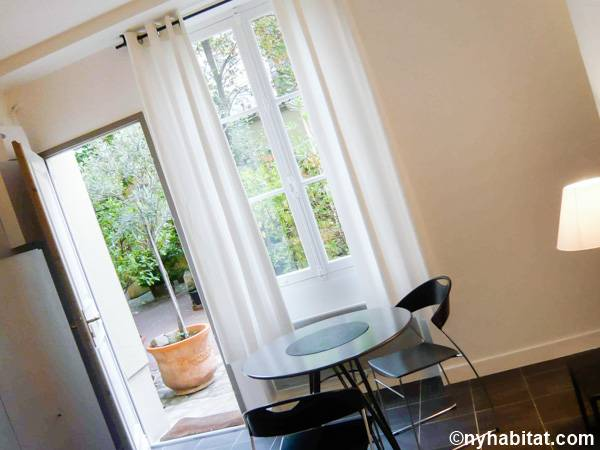 Paris Studio apartment - Apartment reference PA-2486
